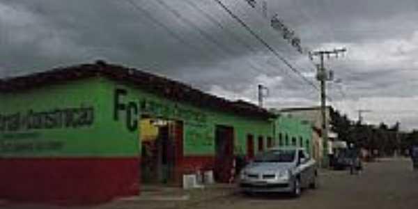 Rua central da cidade de Pescador-Foto:montanha