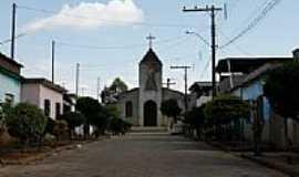 Piedade de Ponte Nova - Igreja em Piedade de Ponte Nova-Foto:ianobre