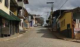 Piedade de Ponte Nova - Piedade de Ponte Nova-MG-Rua da cidade-Foto:ianobre