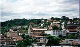 Piedade do Paraopeba - Vista da Cidade