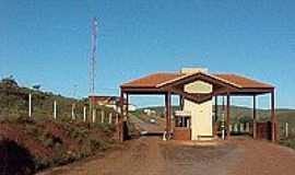 Piedade do Paraopeba - Portaria do Parque Estadual