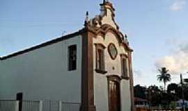 Barra de Santo Antônio - Igreja de N.Sra.da Conceição-Foto:Sergio Falcetti
