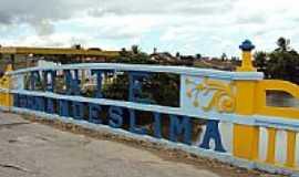 Barra de Santo Antônio - Ponte Fernandes Lima-Foto:Henrique de BORBA