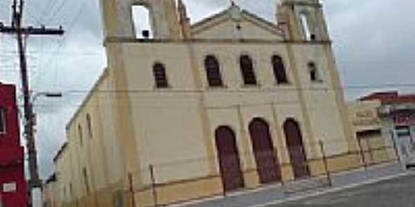 Igreja Matriz de Anguera-BA-Foto:Andre L. S. Lacerda