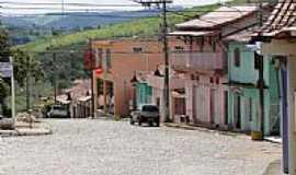 Piedade dos Gerais - Rua em Piedade dos Gerais-Foto:Maximiano