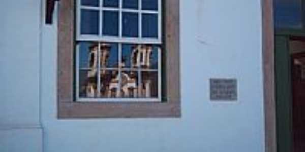 Reflexo em janela em Pilar-Foto:san.nardi
