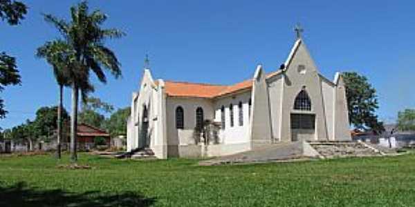 Pindaíbas-MG-Igreja Matriz-Foto:sebastiao tiao