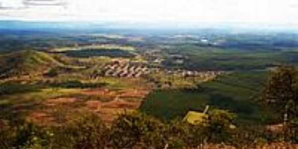 Vista de Pingo D´Água-Foto:Luiz Gustavo de Ávil…