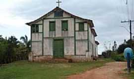Pinheiros Altos - Igreja N.S.do Rosário-Foto:Geraldo Salomão
