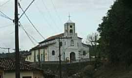 Pinheiros Altos - Igreja de N.Sra.da Conceição em Pinheiros Altos-MG-Foto:Geraldo Salomão