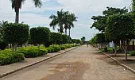 Pintópolis - Avenida-Foto:Vagner Rondon