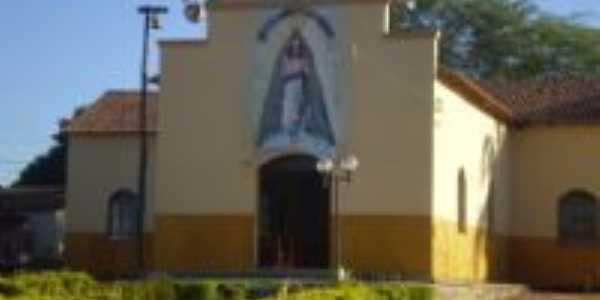 igreja de pintopolis, Por valdirene