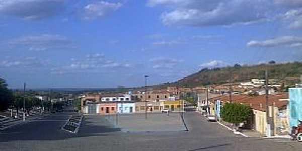 Antas-BA-Centro da cidade-Foto:cleidson santana
