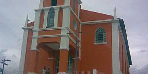 Antas-BA-Igreja Matriz-Foto:cleidson santana