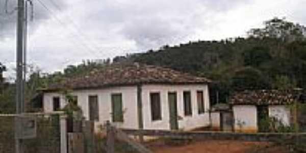 Casinha no Quilombo por Thaynara Rezende
