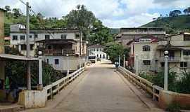 Piranga - Piranga-MG-Ponte sobre o Rio Piranga-Foto:paulomarcio