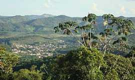 Piranga - Piranga-MG-Vista da cidade e região-Foto:paulomarcio