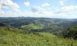 Piranga - Vista da região e rio Piranga-Foto:paulomarcio