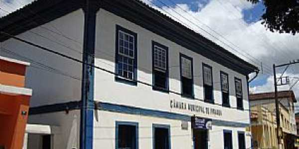 Piranga-MG-Câmara Municipal-Foto:paulomarcio
