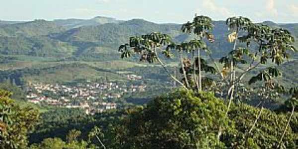 Piranga-MG-Vista da cidade e região-Foto:paulomarcio