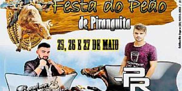 Festa do Peão em Piranguita - MG