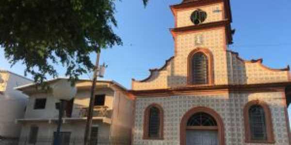 igreja matriz piranguita, Por Rosânea Oliveira