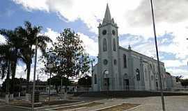 Pirapora - Pirapora-MG-Matriz de São Sebastião-Foto:Francisco Belato