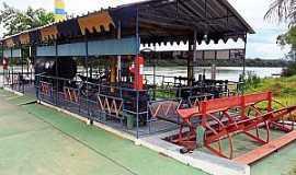 Pirapora - Pirapora-MG-Modelo da Máquina à vapor-Foto:Rodolpho Assenço