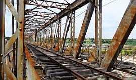 Pirapora - Pirapora-MG-Ponte de ferro Marechal Hermes-Foto:Rodolpho Assenço