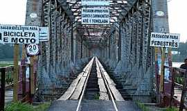 Pirapora - Pirapora-MG-Ponte Marechal Hermes-Foto:Jose Gustavo A. Murta