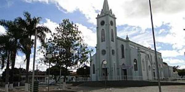 Pirapora-MG-Matriz de São Sebastião-Foto:Francisco Belato