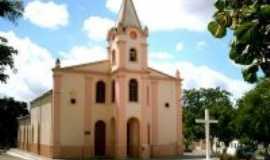 Antônio Cardoso - Igreja Matriz, Por Marcos Mendes