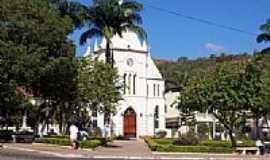 Piraúba - Igreja Matriz por Jorge A Ferreira Jr