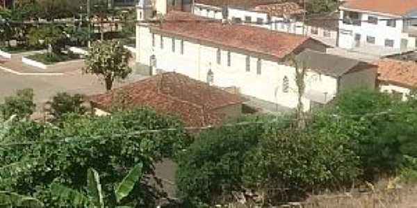 Imagens da cidade de Piscamba - MG Igreja de São Sebastião