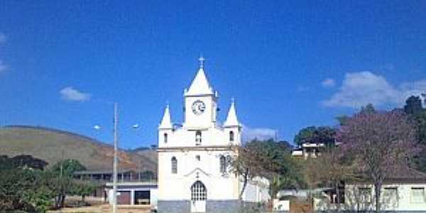 Piscamba-MG-Igreja Matriz-Foto:Douglas Gomes Reis