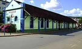 Pitangui - Antiga Estação Ferroviária-Foto:Nicodemos Rosa