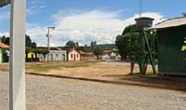 Pitarana - Praça-Foto:Herson cesar
