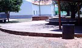 Pitarana - Praça-Foto:Renato pitarana mg