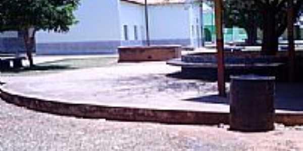 Praça-Foto:Renato pitarana mg
