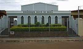 Piumhi - Igreja da Congregação Cristã do Brasil em Piumbí-Foto:Congregação Cristã.NET