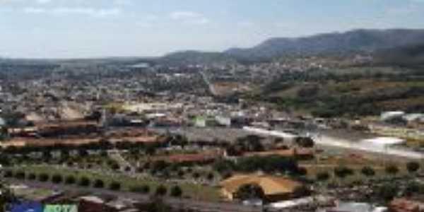 Vista da cidade da Cruz do Monte, Por Peter Anderson de Freitas Oliveira
