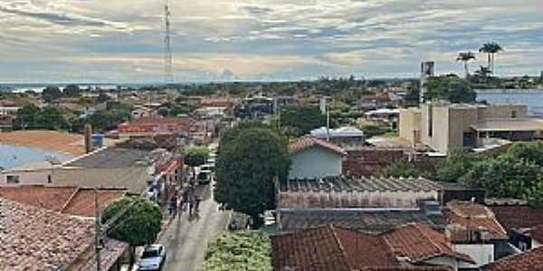 Imagens da cidade de Planura - MG
