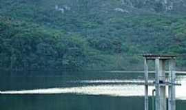Antônio Gonçalves - Antônio Gonçalves-BA-Barragem do Aipim no Povoado Bananeiras-Foto:Jeú Dourado