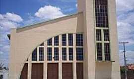 Antônio Gonçalves - Antônio Gonçalves-BA-Igreja Matriz-Foto:barro amarelo