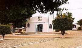 Antônio Gonçalves - Antônio Gonçalves-BA-Igreja no Povoado Caldeirão do Mulato-Foto:barro amarelo