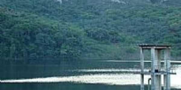 Antônio Gonçalves-BA-Barragem do Aipim no Povoado Bananeiras-Foto:Jeú Dourado
