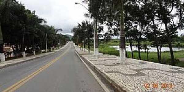 Antônio Gonçalves-BA-Entrada da cidade-Foto:blogdotitorocha.com.br