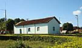 Poções de Paineiras - Igreja de Poções-Foto:Wilson Fortunato