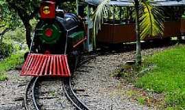 Poços de Caldas - Poços de Caldas-MG-Turismo Ferroviário-Foto:Adriano Martins