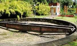Poços de Caldas - Poços de Caldas-MG-Virador de Locomotiva-Foto:Adriano Martins